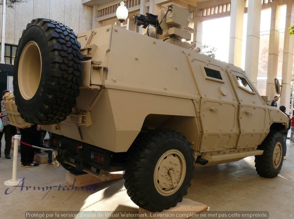 الصناعة العسكرية الجزائرية عربات Nimr(نمر)  - صفحة 6 31010869354_de6829296f_b