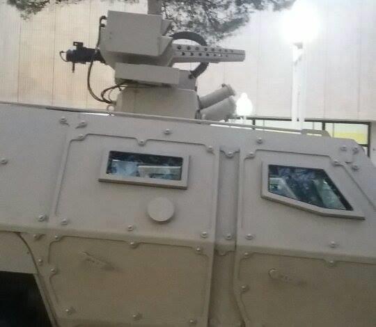 الصناعة العسكرية الجزائرية عربات Nimr(نمر)  - صفحة 5 31456392340_df8d049f86_b