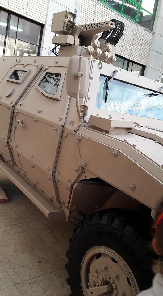 الصناعة العسكرية الجزائرية عربات Nimr(نمر)  - صفحة 5 31004789804_e7e2d42376_b