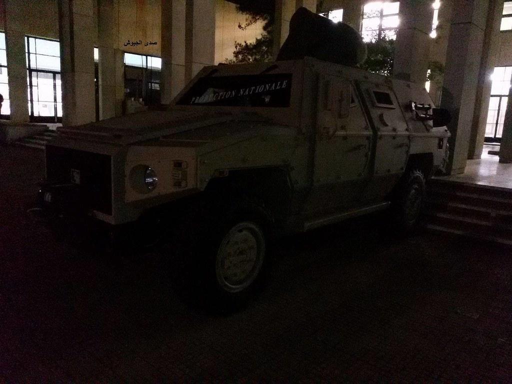 الصناعة العسكرية الجزائرية عربات Nimr(نمر)  - صفحة 4 31615749271_f20d33df0a_b