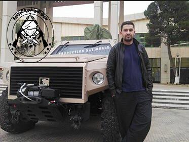 الصناعة العسكرية الجزائرية عربات Nimr(نمر)  - صفحة 4 31748167035_1ec5413cca_b