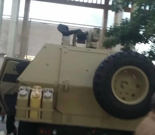 الصناعة العسكرية الجزائرية عربات Nimr(نمر)  - صفحة 5 31456392060_c7791ff583_b