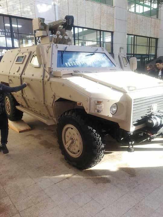 الصناعة العسكرية الجزائرية عربات Nimr(نمر)  - صفحة 5 31677622282_0c6224a2cc_b