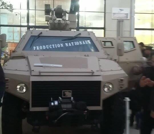 الصناعة العسكرية الجزائرية عربات Nimr(نمر)  - صفحة 5 31456391940_b668982dc3_b