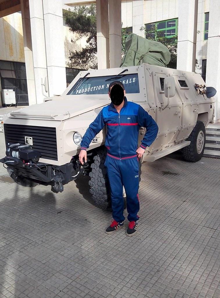 الصناعة العسكرية الجزائرية عربات Nimr(نمر)  - صفحة 4 30889839214_9f71f6013f_b