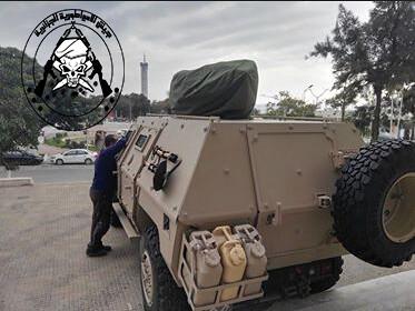 الصناعة العسكرية الجزائرية عربات Nimr(نمر)  - صفحة 4 31601069492_c9b081893c_b