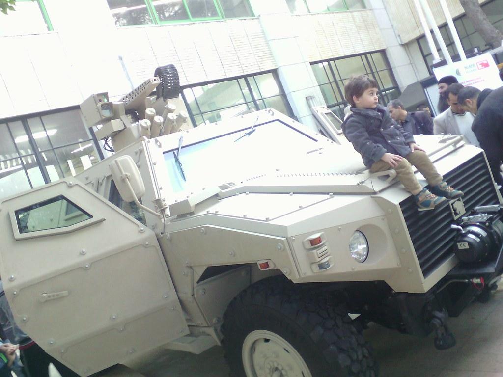 الصناعة العسكرية الجزائرية عربات Nimr(نمر)  - صفحة 5 31807445566_31c1589032_b
