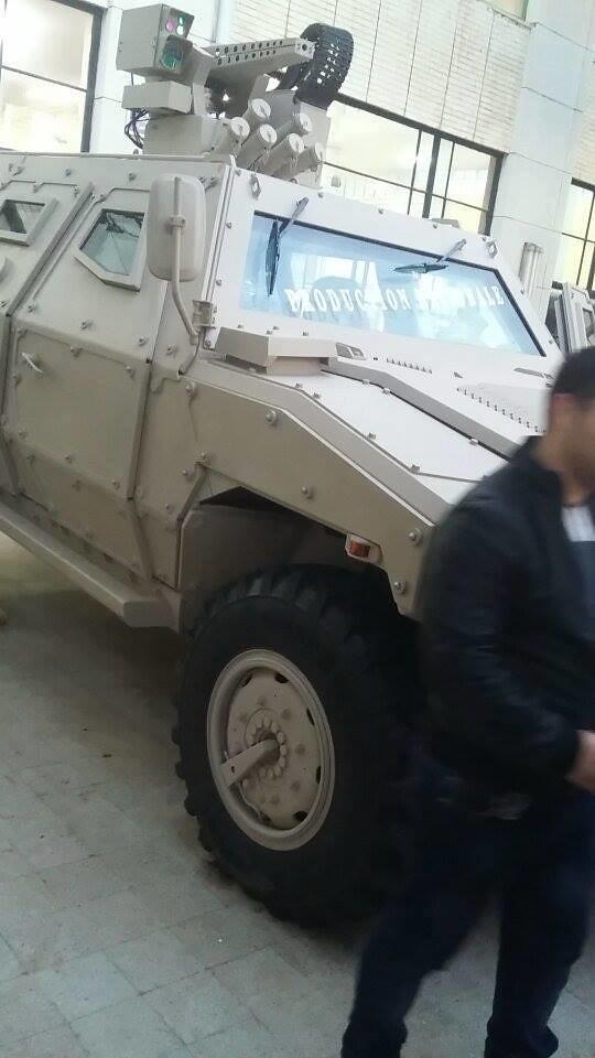 الصناعة العسكرية الجزائرية عربات Nimr(نمر)  - صفحة 5 31456392740_82daeba8ef_b