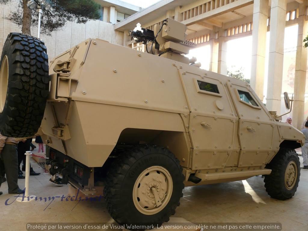 الصناعة العسكرية الجزائرية عربات Nimr(نمر)  - صفحة 6 31010868124_fbdc916536_b