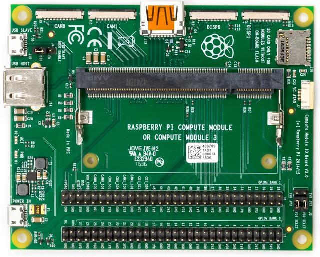 RaspBerry lance un Compute Module 3  32346744265_8120223c1a_z