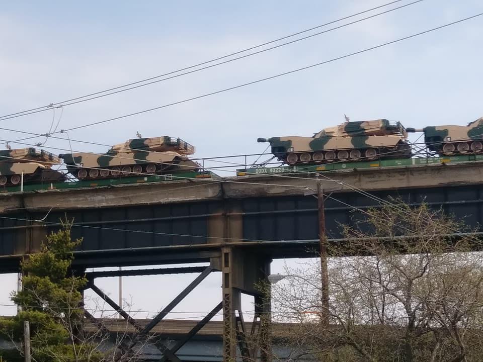 صفقة دبابات  Abrams للمغرب - صفحة 9 26500964357_296639137a_b