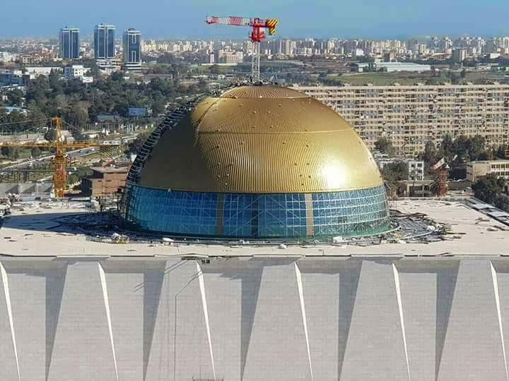مشروع جامع الجزائر الأعظم: إعطاء إشارة إنطلاق أشغال الإنجاز - صفحة 21 26180348837_c4d4fdf113_b