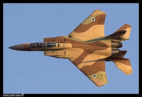IRIAF F-14A against F-15I 1417887597_7938c587e3