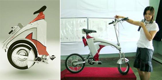 Xe đạp điện Flamingo - Hồng hạc lướt phố 1433089671_c1a5a997d6_o