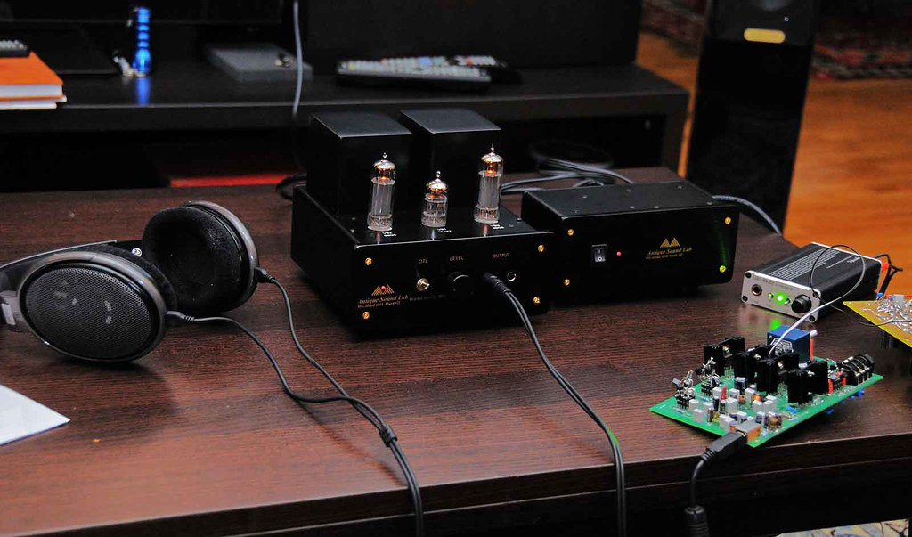 Antique Sound Lab MG-Head OTL MKIII: Le foto 4607059342_0c75aa6d48_b