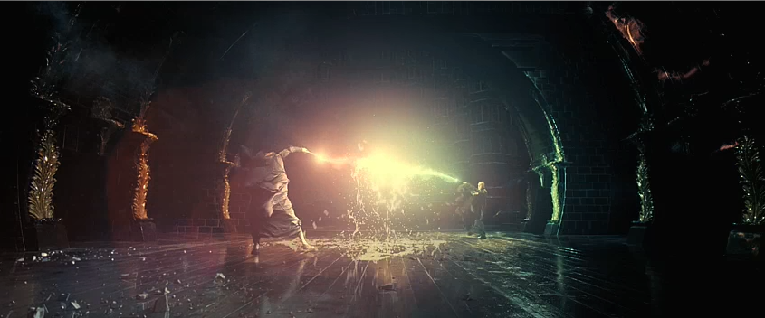Harry Potter & The Half-Blood Prince (The Video Game) 818136720_e8bce972ec_o