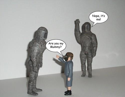 Robot Mummy Review 5100792787_0238115dde