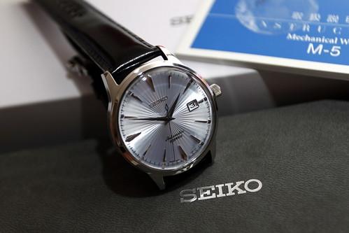 Première automatique : Seiko SARB065 ou Tissot Visodate ? 5117724418_963356a998