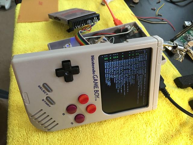 Une Game Boy Zéro sous RPi Zéro avec des centaines de jeux 26035851830_bf03de9384_z