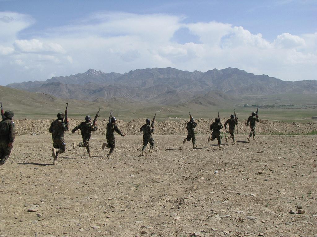Armée Afghane/Afghan National Army(ANA) 2491766617_80d702c36c_b