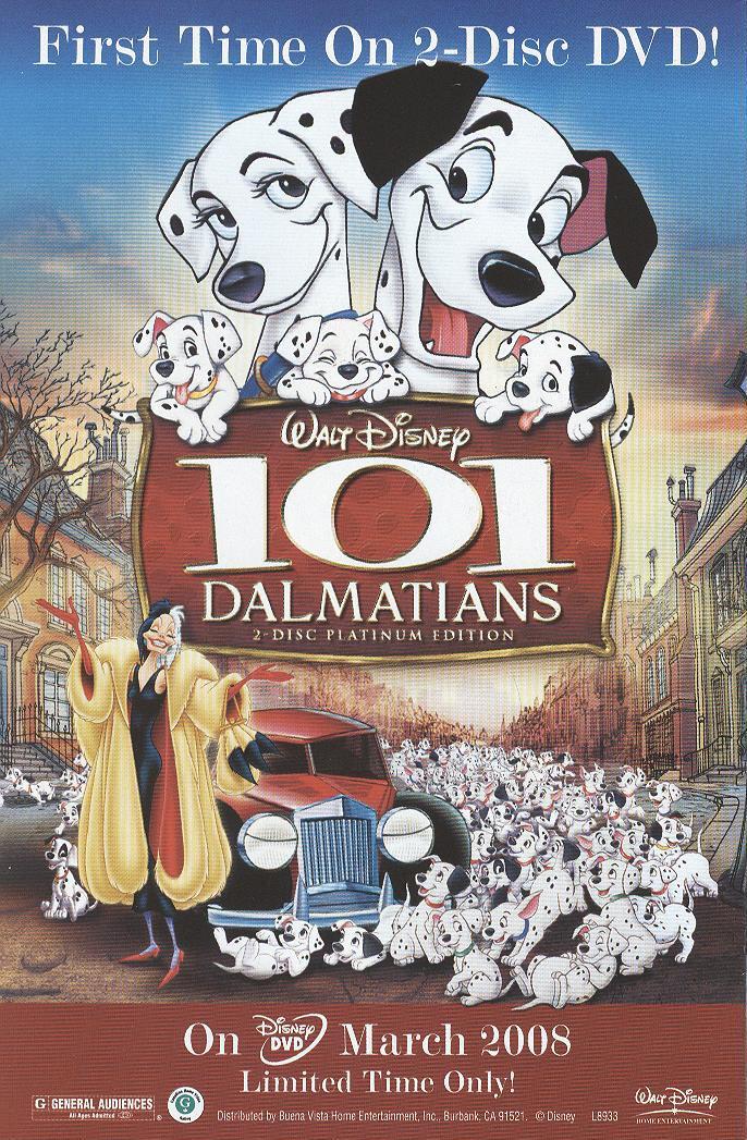 Les 101 Dalmatiens - Edition Collector (5 mars 2008) 1643764225_fd0379326e_o