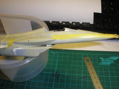 MiG 1.44 MFI [Revell 1/72 - MAJ au 19/08/12] Voilaaaaaaa c'est fini ! - Page 3 5760133860_051b5f1036