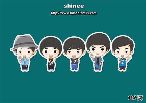 Hình manga của các nhóm nhạc Hàn 2638727950_28d3b532cc