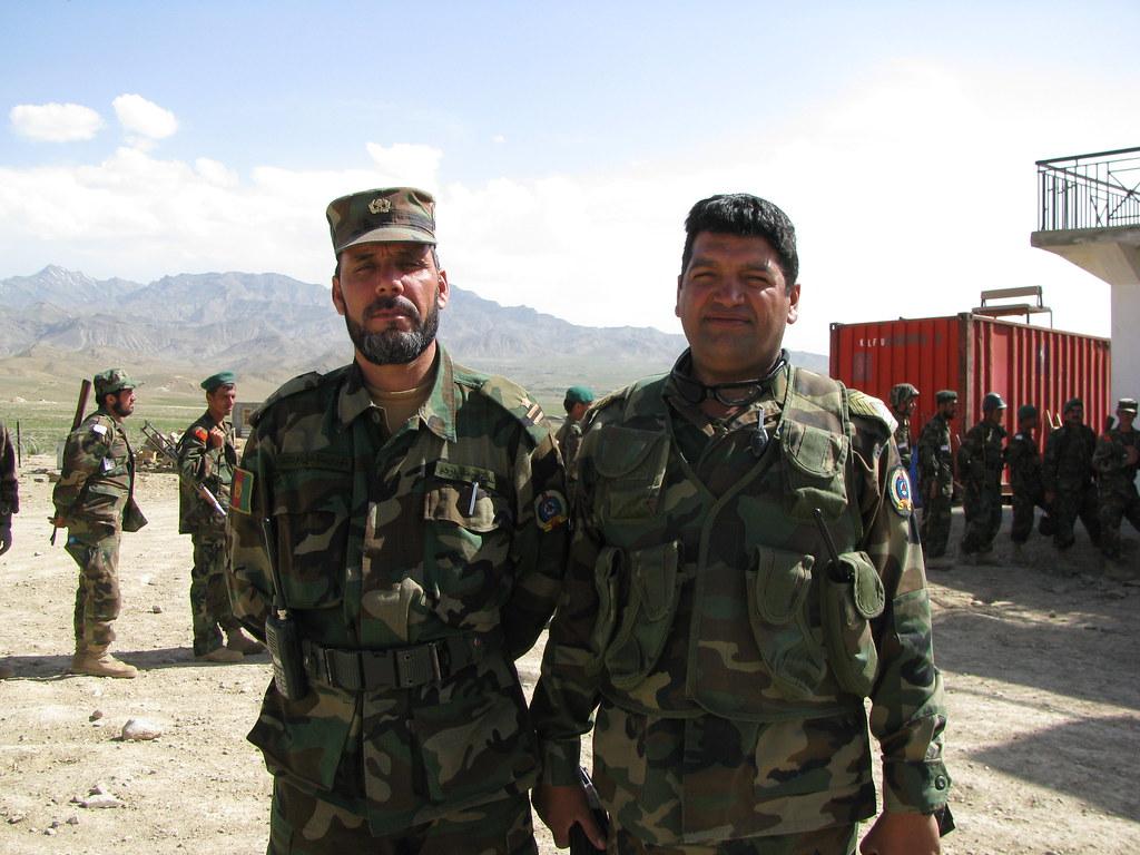 Armée Afghane/Afghan National Army(ANA) 2491764431_3463d96bce_b
