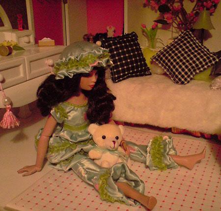 Sarah Couture ou les rêves de Zoe: 1 pantalon et 1 gilet p.2 2271837059_0f93dac50b_o