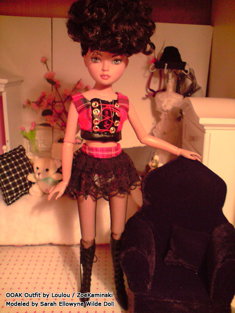 Sarah Couture ou les rêves de Zoe: 1 pantalon et 1 gilet p.2 2298596701_95ce13a127_o
