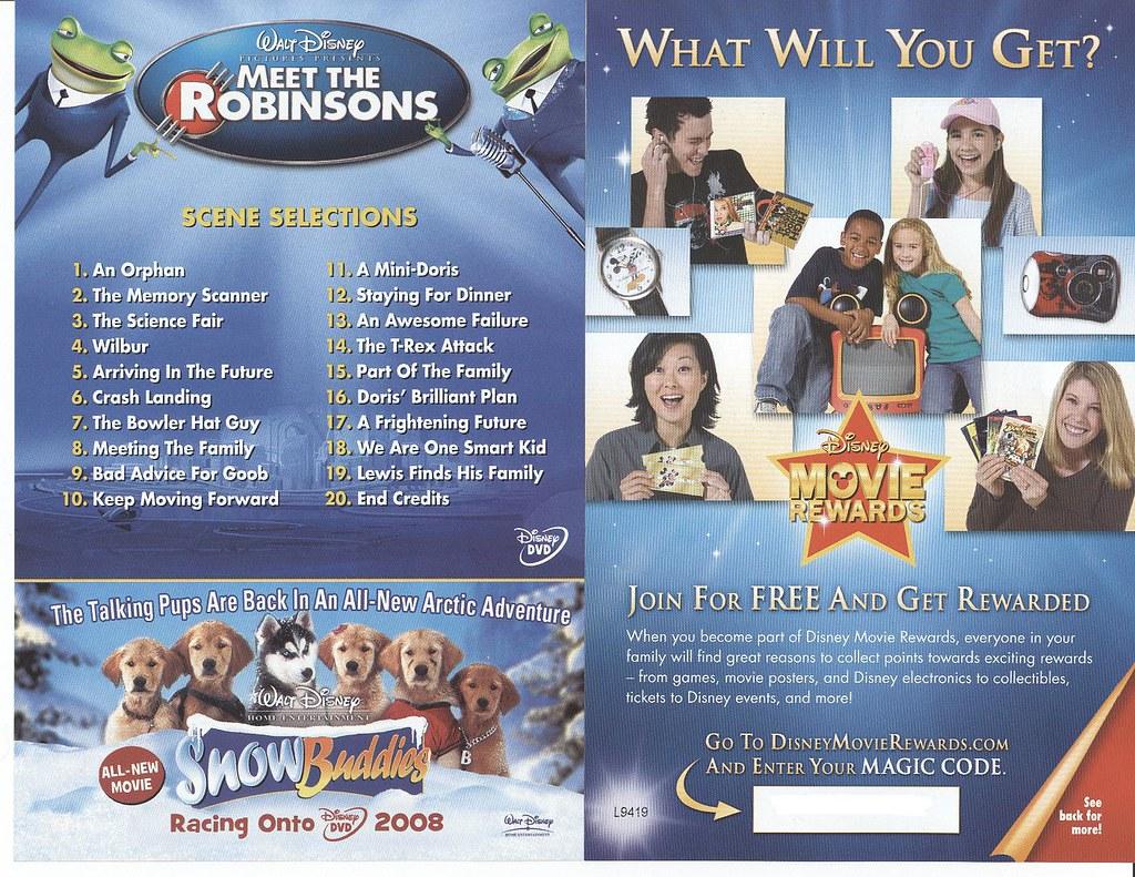 Bienvenue Chez les Robinson - Edition Simple (17 avril 2008) 1510212704_cdb759749d_b
