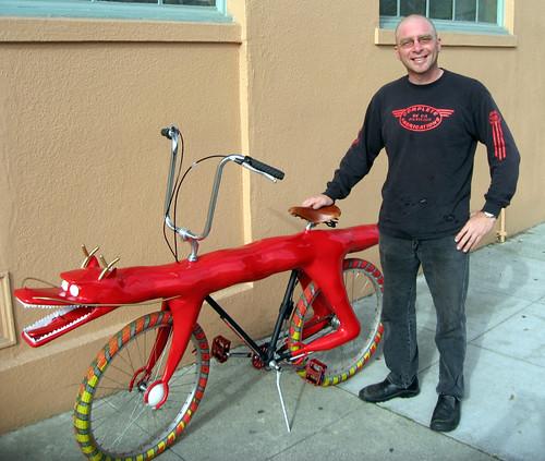 Has montado en Bicicleta? Al menos no en una de estas ;) 2041513028_7779a40b06