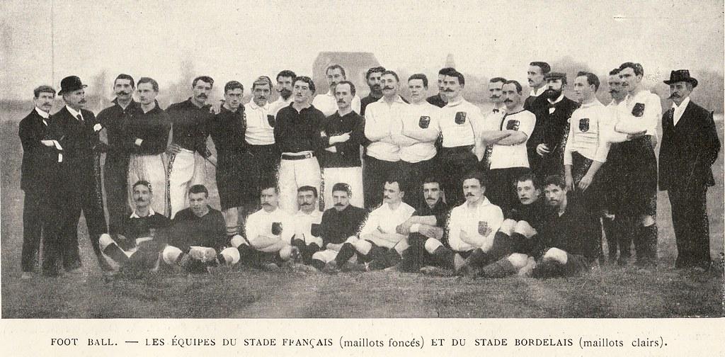 Archives : histoire du Stade Français Paris 1588433744_edee922b02_b