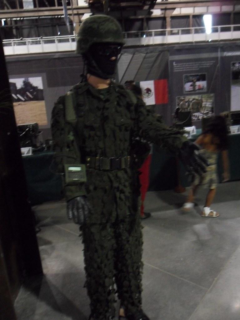Exhibicion itinerante del Ejercito y Fuerza Aerea; La Gran Fuerza de México PROXIMA SEDE: JALISCO - Página 6 5818130337_7ae5c160f9_b