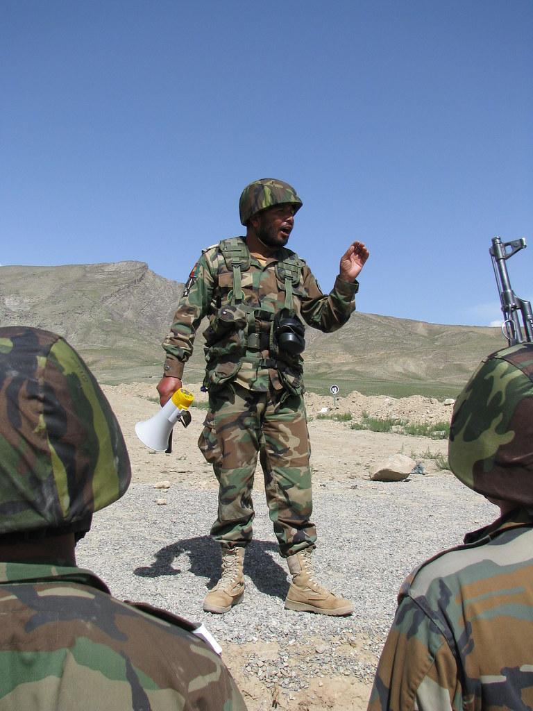 Armée Afghane/Afghan National Army(ANA) 2492588096_2210eb3bb5_b