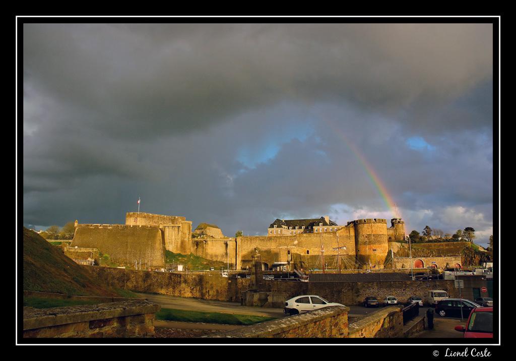 Le château de Brest 2458586641_1dacf2b041_o