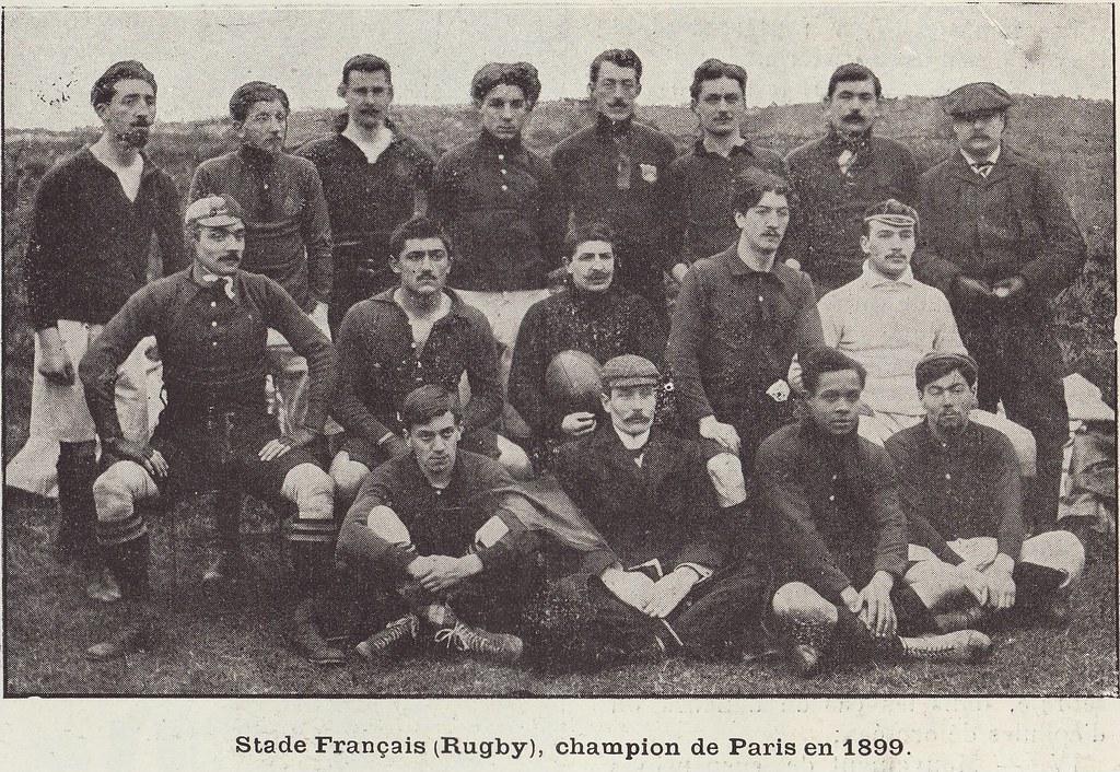 Archives : histoire du Stade Français Paris 2035410288_ce271e49a5_b