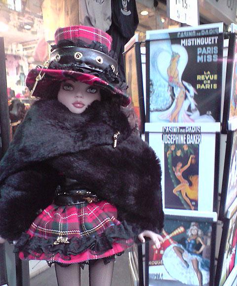 Sarah joue les touristes en solo à Paris 2302224215_0b794c6cf8_o