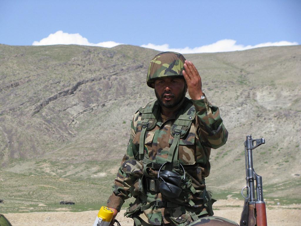 Armée Afghane/Afghan National Army(ANA) 2492587028_410ca67889_b