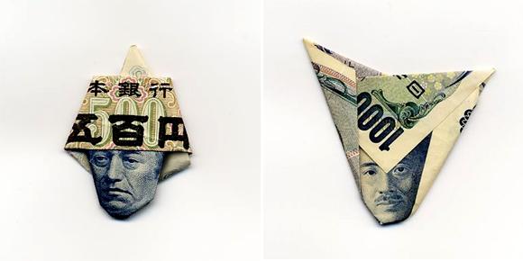 Nghệ thuật gấp tiền giấy! và cách gấp :X  2111284014_6481c5e420_o