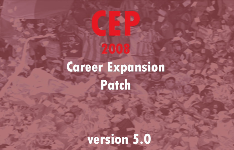 [CEP 5.0] Carrer Expansion Patch v5.0 [FIFA 08] 2200123650_2cc15522b6_o