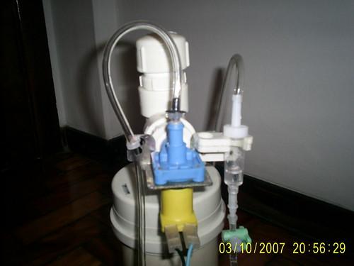 Sistema caseiro de CO² feito de PVC 2192928028_bd5a5d6666