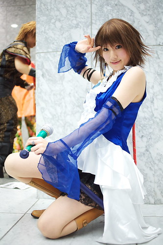 final fantasy cosplay 2333438847_03a6207a0c