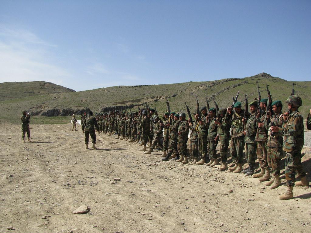 Armée Afghane/Afghan National Army(ANA) 2491761397_6bb9566e97_b