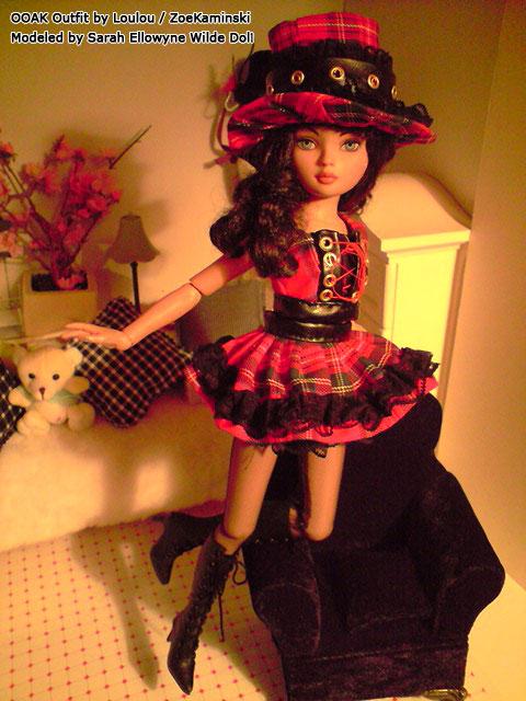 Sarah Couture ou les rêves de Zoe: 1 pantalon et 1 gilet p.2 2299397108_bbb9ea8e8f_o