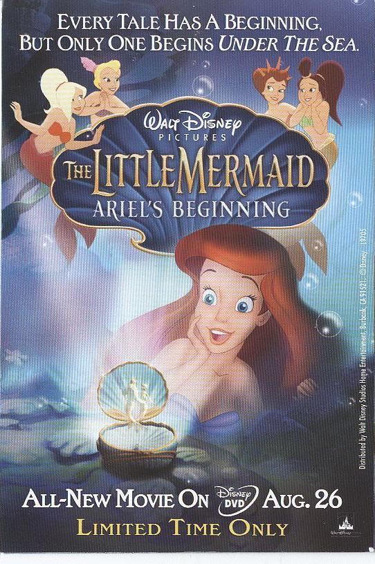 Le Secret de la Petite Sirène [DisneyToon - 2008] - Page 5 2221440911_a22fea78b0_o