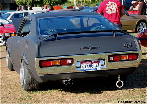 Japanese Classic Car Show 2007 (150+ pix !!) 1502820357_444dedb5d6