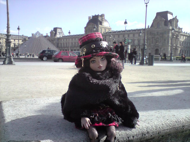 Sarah joue les touristes en solo à Paris 2303022428_5cd8098795_o