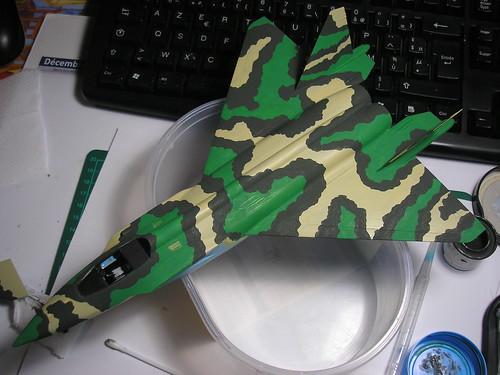 MiG 1.44 MFI [Revell 1/72 - MAJ au 19/08/12] Voilaaaaaaa c'est fini ! - Page 3 5822085213_5c75c6f8b5