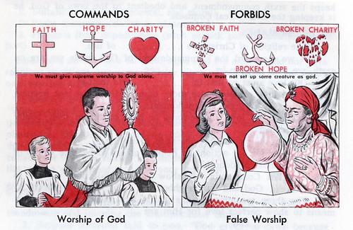 Worship of God/False Worship